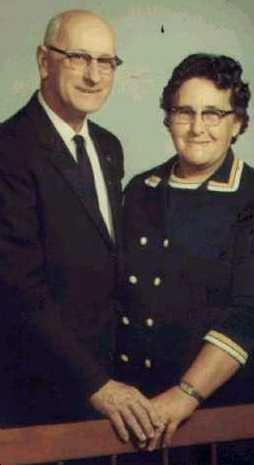 Boyd & Clara Sandlin Picture