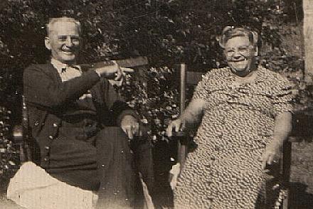 Elizabeth (Byrd) & Bill Bailey