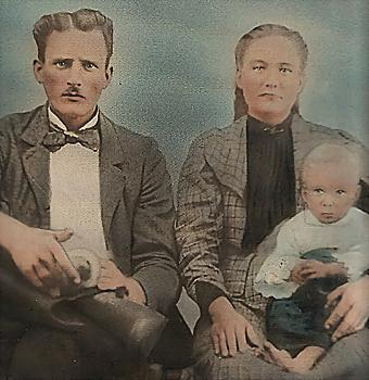 Elizabeth (Byrd) Bill Elbert Bailey 1898