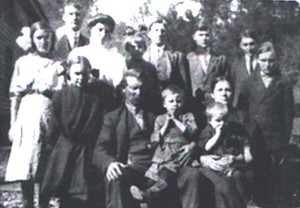 William (Blue Bill) Byrd Family