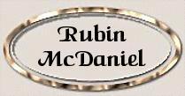 Rubin McDaniel's Page
